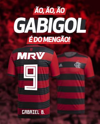 Bem vindo Gabigol