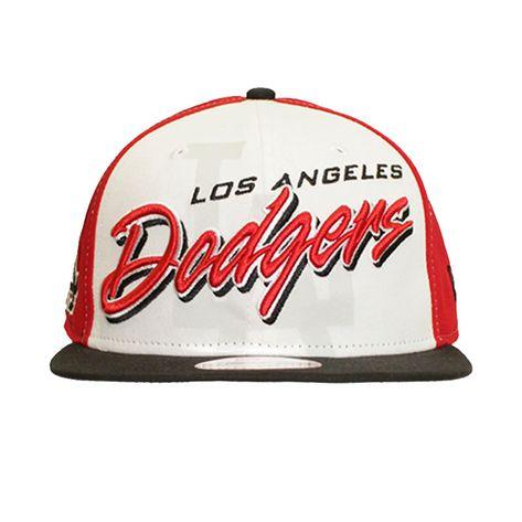 Bone-New-Era-Los-Angeles-Dodgers-Gamer-Red-Black-Losdod
