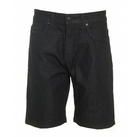 Bermuda-Jeans-Quiksilver-Arto-Black