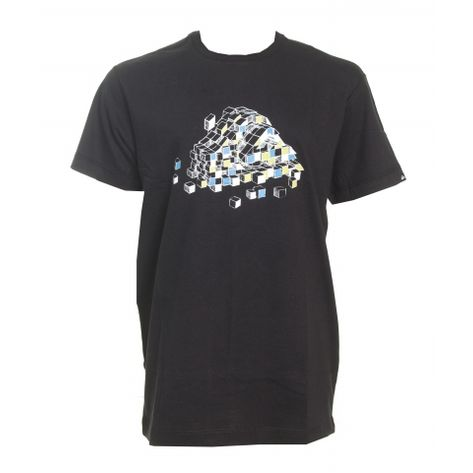 Camisa-Quiksilver-Infantil-Cube-Logo
