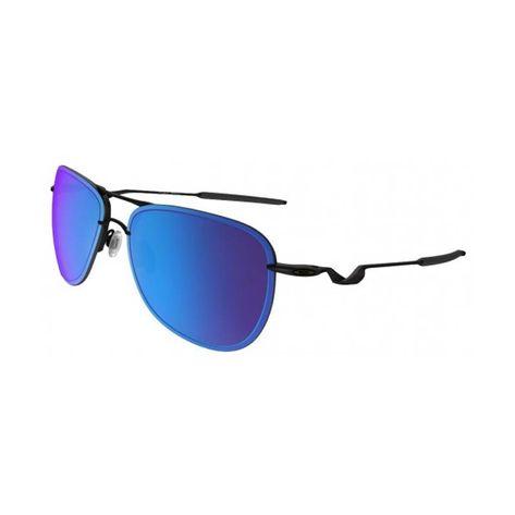 Oculos-Oakley-Tailpin-Satin-Polarizado-Black--Sapphire-Iridium