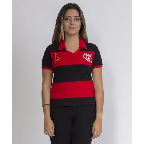 Camisa-Flamengo-Feminina-Rubro-Negra-Junior
