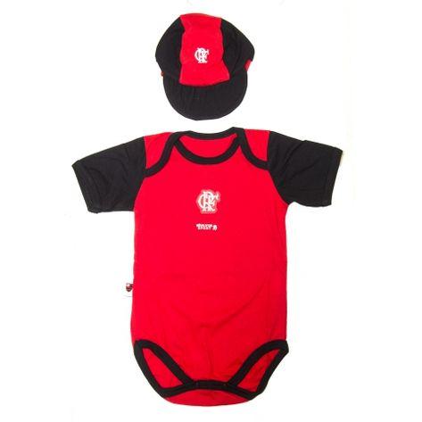 Kit-Flamengo-Body-Bicolor-e-Bone-Unissex