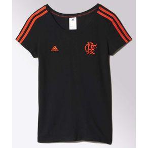 Camisa-Feminina-Flamengo-3S-Preta-Adidas-2016