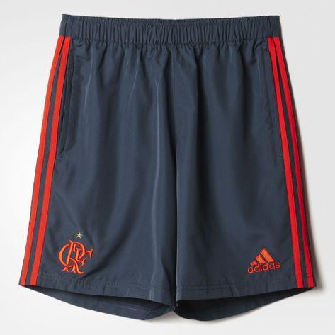 Short-Flamengo-Viagem-Cinza-Adidas-2016