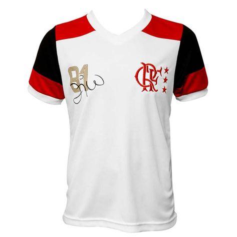 Camisa-Infantil-Flamengo-Retro-Zico-Braziline