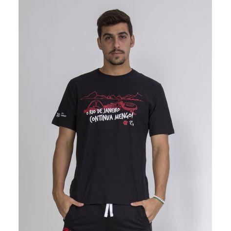 Camisa-Flamengo-Rio-de-Janeiro-Braziline