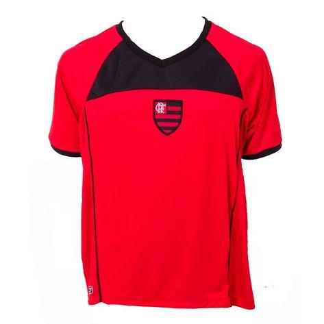 Camisa-Infantil-Flamengo-Travel-Braziline