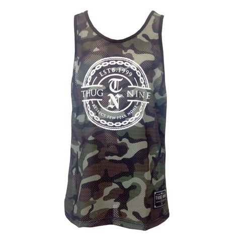 Regata-Thug-Nine-Dry-Fit-Chain-Camo-Sublimado