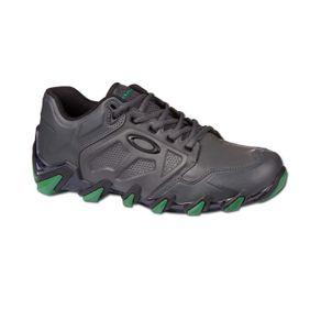 tenis-oakley-teeth-4-charcoal-green