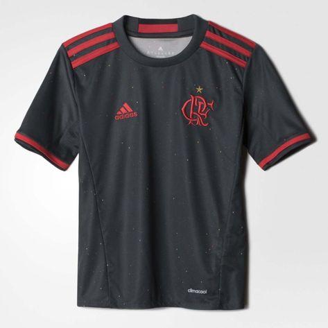camisa-flamengo-especial-2016-infantil-frente