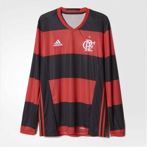 camisa-flamengo-manga-longa-oficial-1-adidas-2016-frente