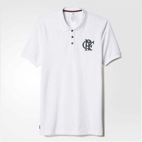 camisa-polo-flamengo-branca-adidas-2016-frente