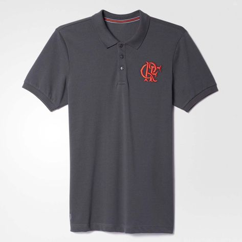 camisa-polo-flamengo-cinza-adidas-2016-frente