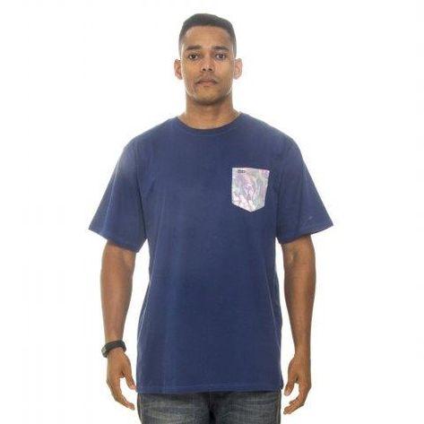 camiseta-hurley-especial-tropical-azul-frente