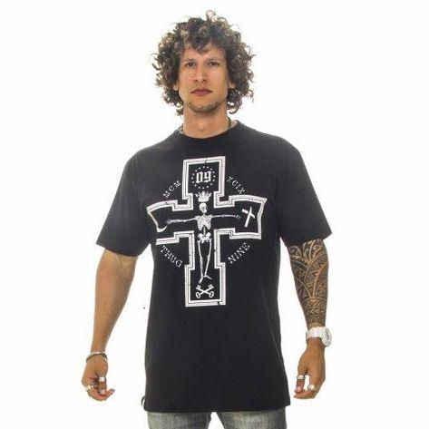 camiseta-thug-nine-skeleton-keys-preta-frente