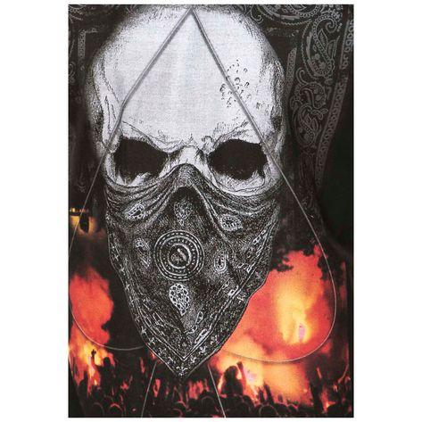 camiseta-mcd-metal-preta-estampa