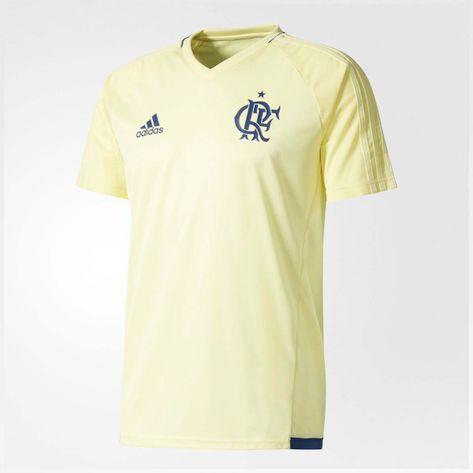 camisa-flamengo-treino-cr-adidas-amarelo-frente