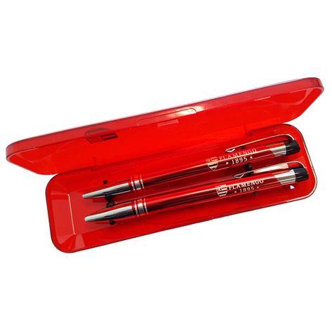 conjunto-caneta-lapiseira-estojo-flamengo