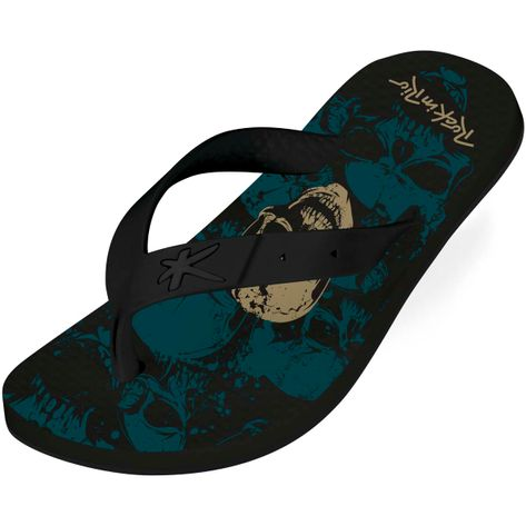 chinelo-kenner-infantil-rock-in-rio-caveira-preto-1