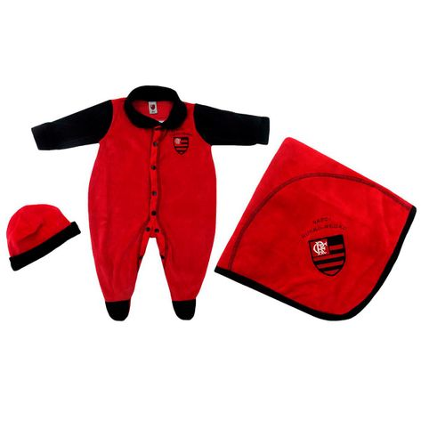 kit-flamengo-bebe-manta-plush-unissex