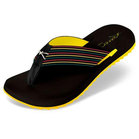chinelo-kenner-kivah-neo-stripes-jam-amarelo