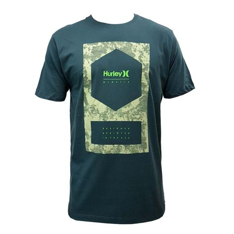 camiseta-hurley-cornered-verde-