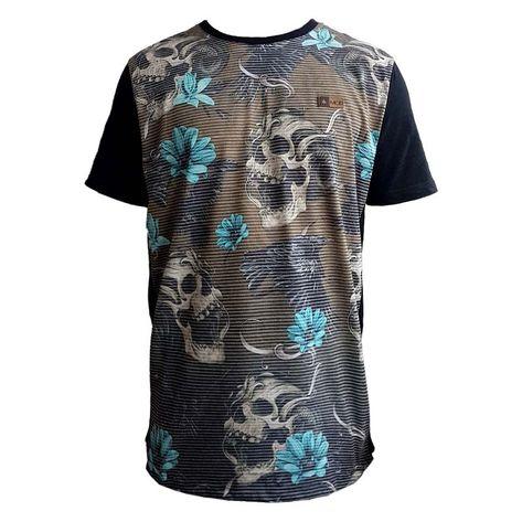 camisa-mcd-skulls-preta