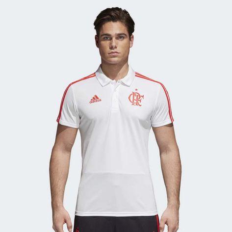 Camisa-Polo-Flamengo-Viagem-Branca-2018-nova