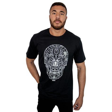 camiseta-globe-skull-glow-preta-53054-1