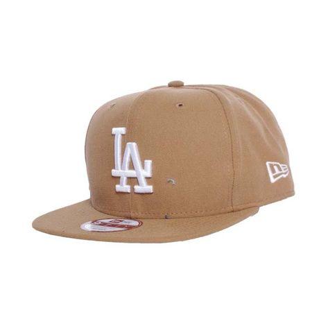 Bone-New-Era-9Fifty-Snapback-Original-Fit-MLB-Los-Angeles-Dodgers-Caqui