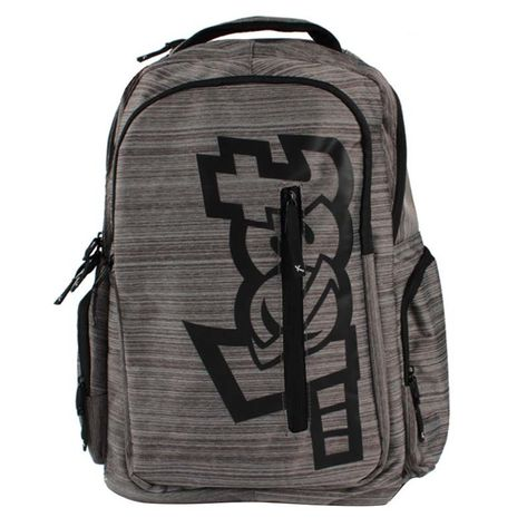 Mochila-Lost-Back-To-School-Melange-Chumbo