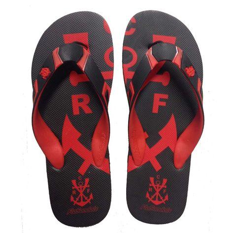 Chinelo-Flamengo-Escudeto-Regatas