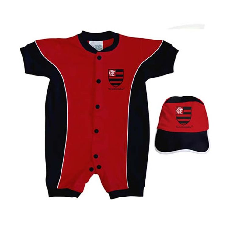 Kit-Flamengo-Macacao-Curto--Torcida-Baby