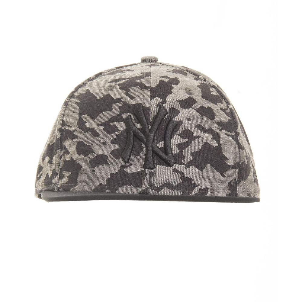 6507a2c697d13 WQSurf  Boné New Era 9Fifty Snapback New York Yankees Camo Grau - WQSurf
