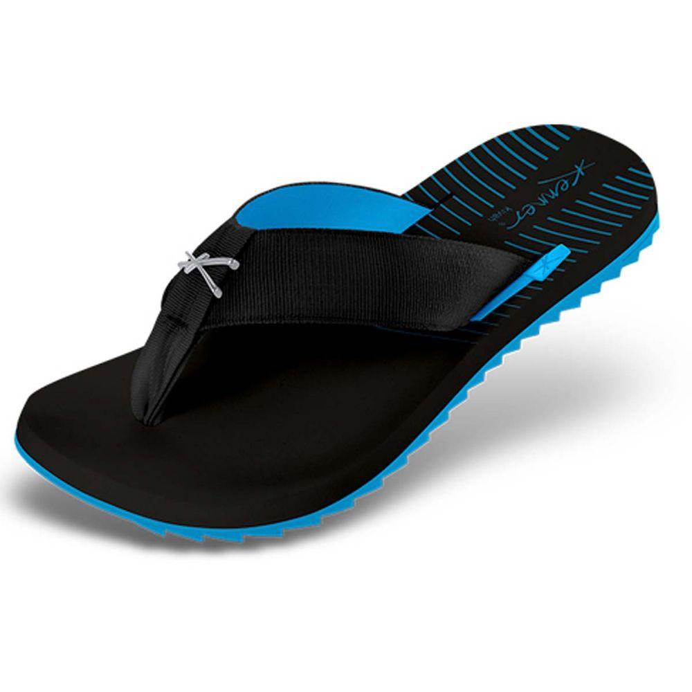 e027fe81e Sandália Kenner Neo Silver Highlight Azul - WQSurf