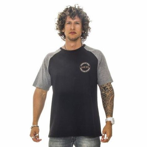 camiseta-mcd-especial-freedom-ride-cinza-frente