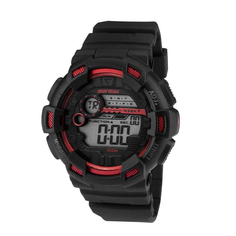 943ab7da7af Relógio Mormaii MO1132AF 8M - WQSurf