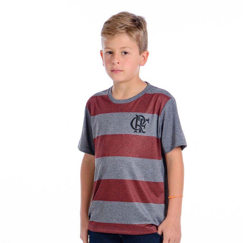 Camisa Infantil Flamengo Soblit