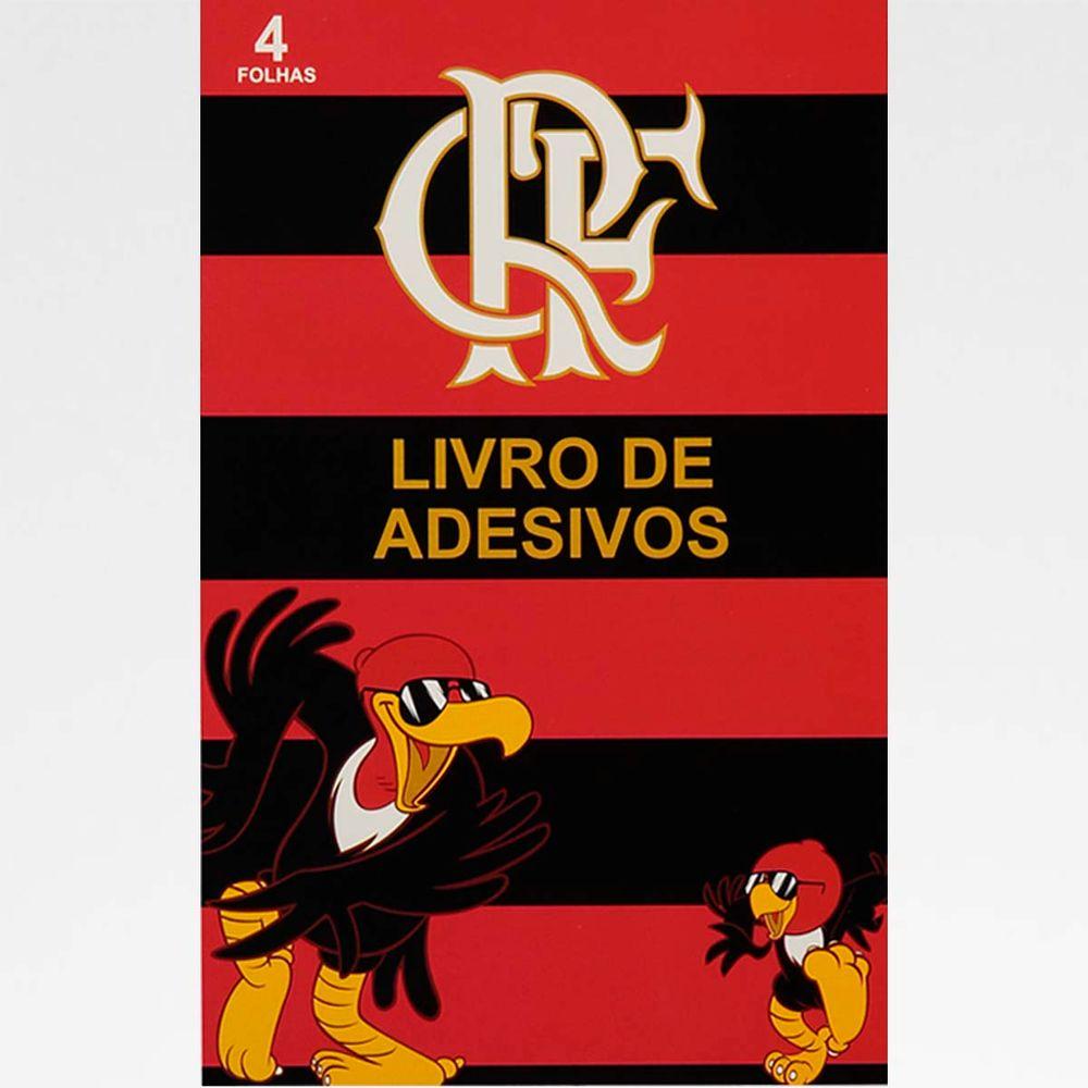 Livro de Adesivos Flamengo - EspacoRubroNegro cd30a1c571a82
