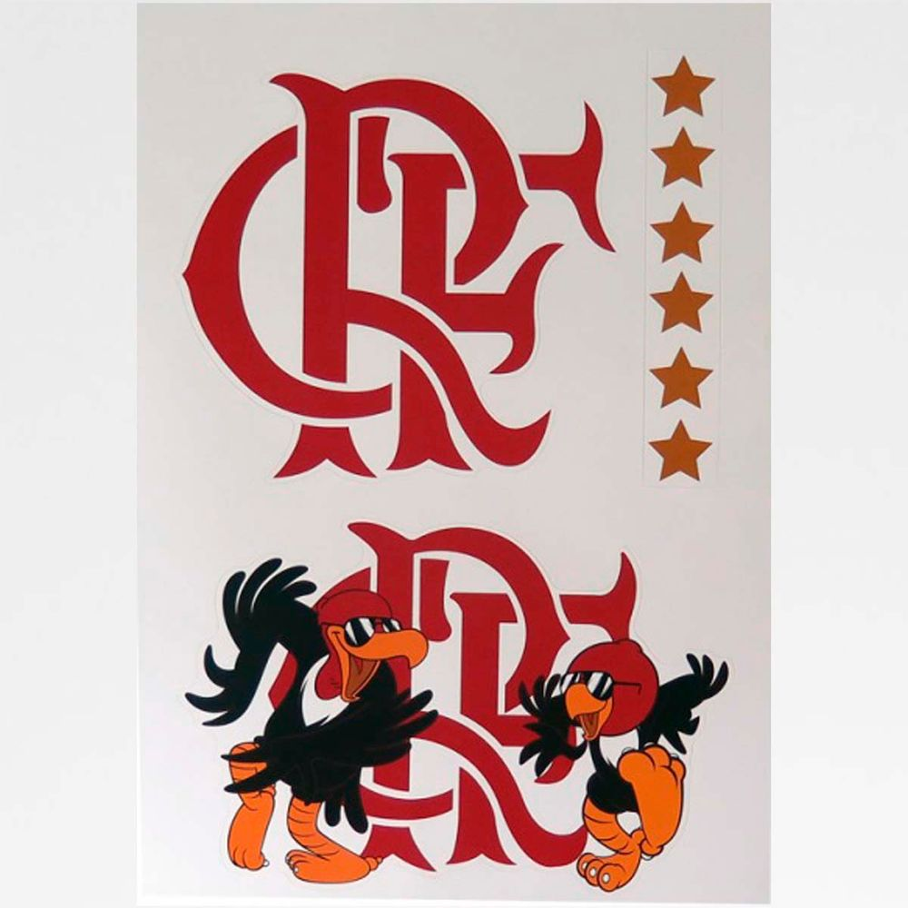 Adesivos de Parede Flamengo - EspacoRubroNegro 74444e2315d38