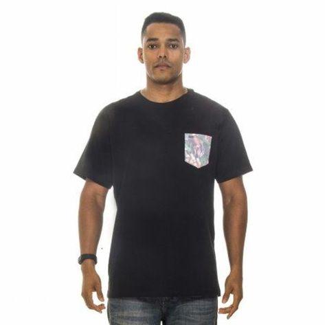 camiseta-hurley-especial-tropical-preta-frente