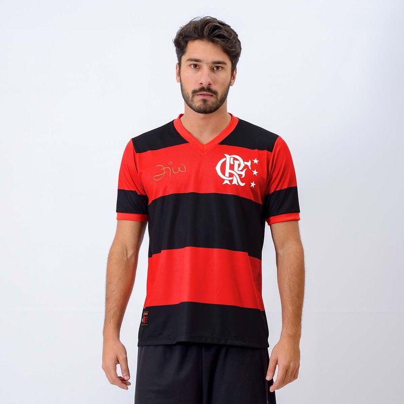 48243f53b Espaço Rubro Negro  Camisas Masculinas do Flamengo