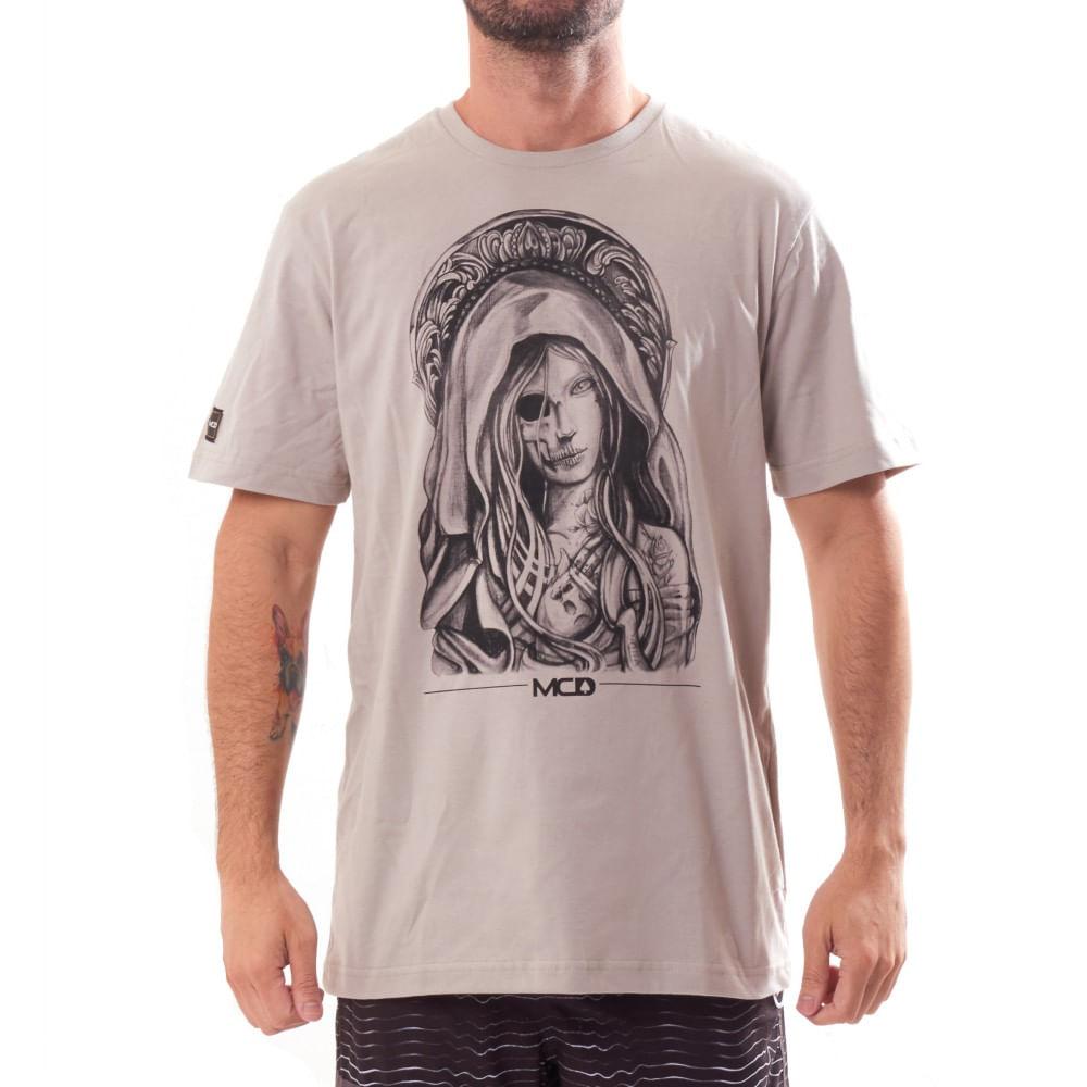 43e0c44adc845 Camiseta MCD Holy Bege - WQSurf