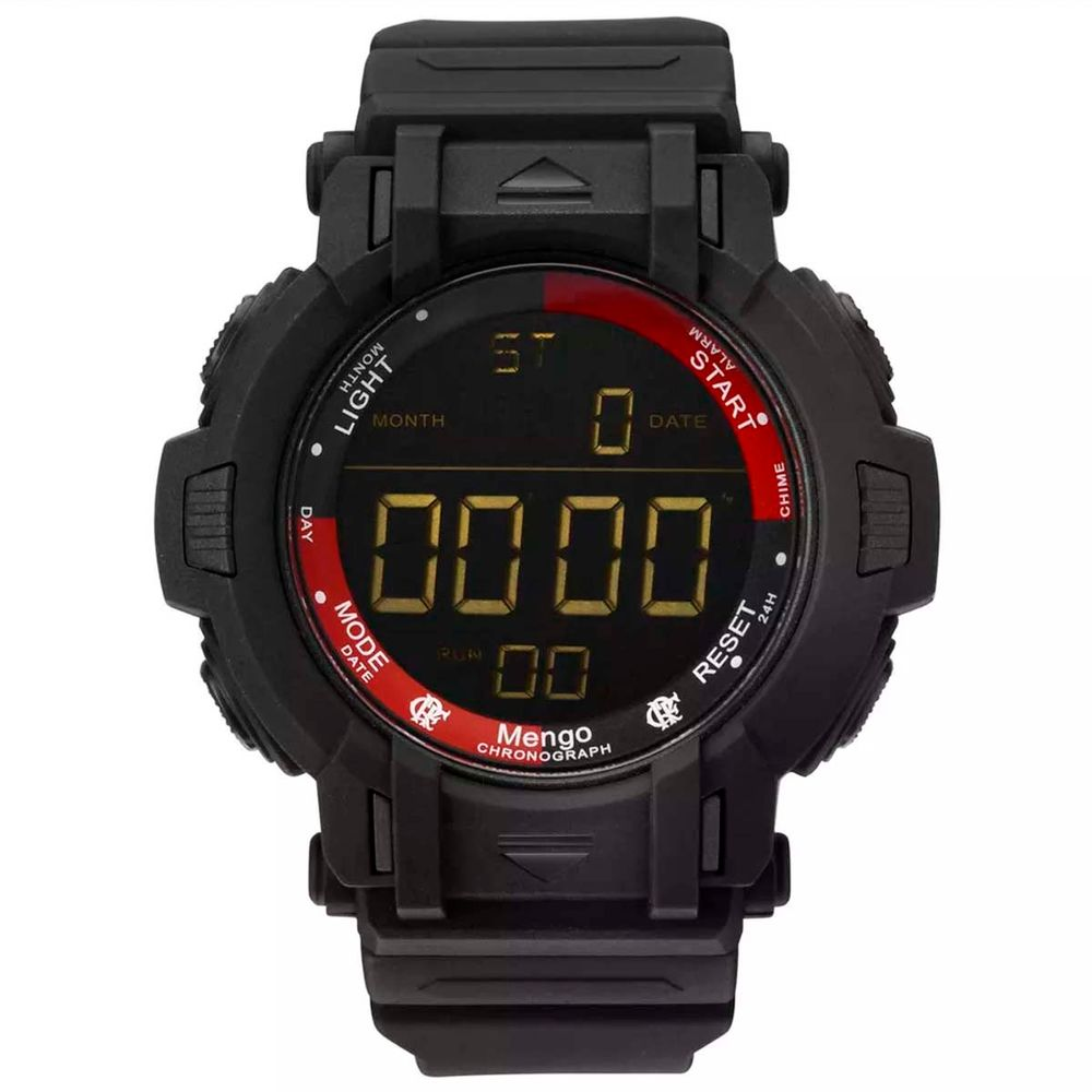 Relógio Flamengo FLA8111 8P - EspacoRubroNegro 3a5fbf19da
