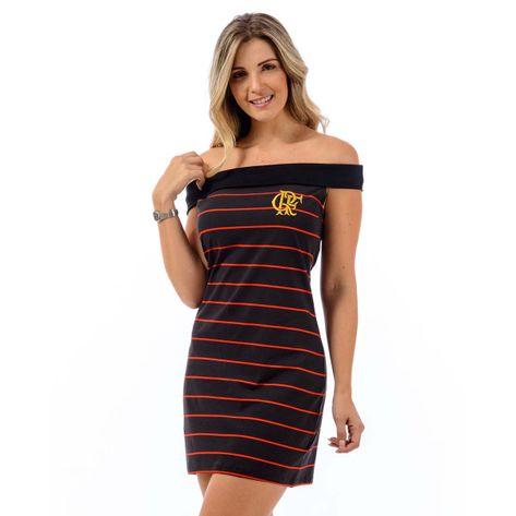 vestido-flamengo-braziline-preto