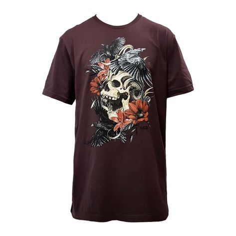 camiseta-mcd-screen-skull-vinho-1