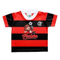 camisa-flamengo-ziquinho-torcida-baby