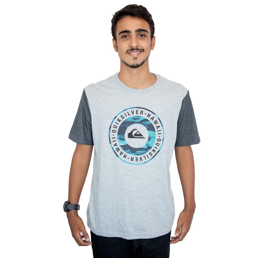 Camiseta Quiksilver Round Trip - WQSurf 08ee6a10d0f