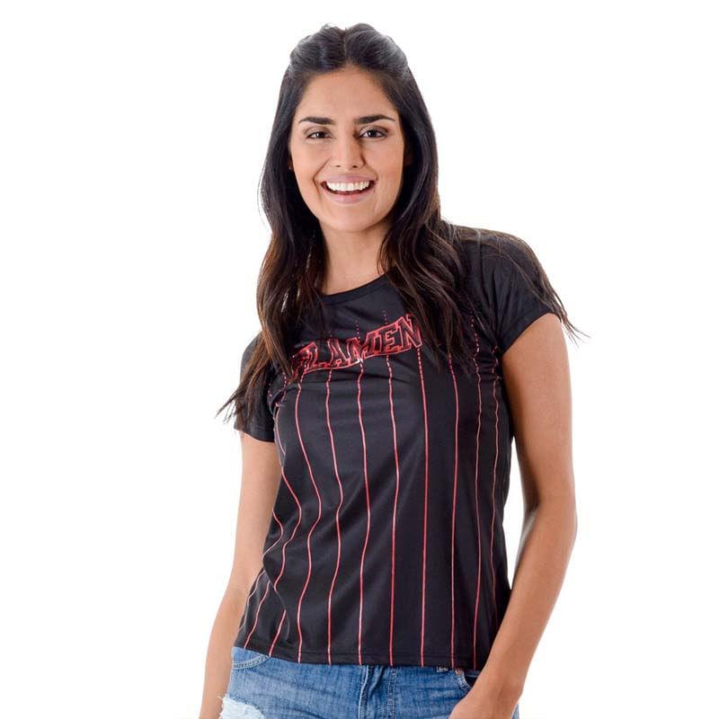 Camisa Feminina Flamengo Intus